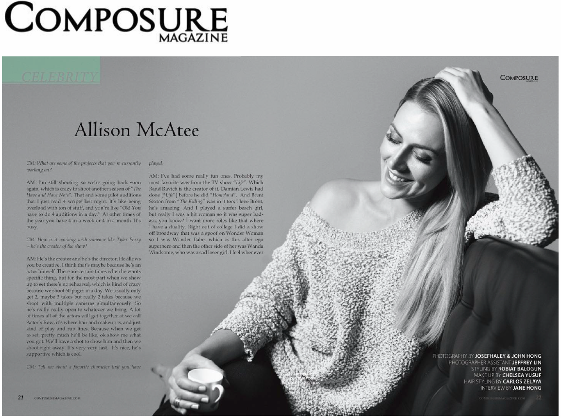 Composure Magazine